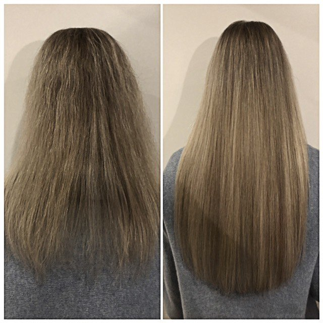 Length and thickness added extensions